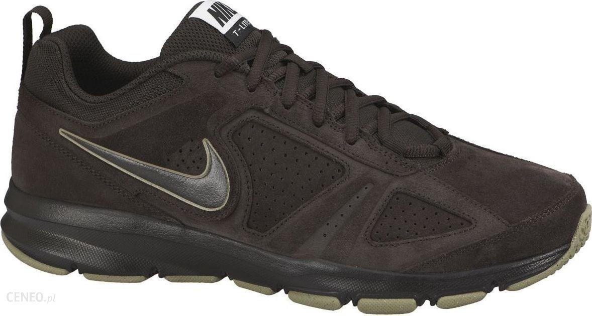 buty sportowe Nike T lite XI 616546 203, męskie, Brązowe