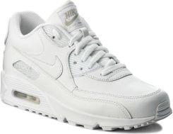 Nike Buty męskie Air Max 90 Leather białe r. 42 (302519 113) Ceny i opinie Ceneo.pl