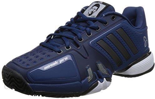 Amazon Adidas Męskie buty do novak Pro Tennis, wielokolorowy niebieski 40 23 EU Ceneo.pl
