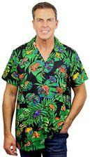 Amazon Oryginalna męska koszula King kameha , czadowa Hawaii  gQJW5