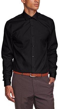 157745110c8e5 Amazon Calvin Klein koszula męska Business Cannes Spread Fitted FTC - krój  regularny