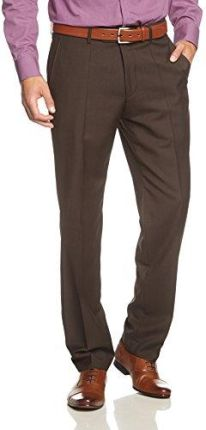 2349673cf0fce Amazon Roy robson męskie spodnie od garnituru zestaw budowlany Ange LiCo  Super 100 's -