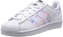 Amazon Adidas Superstar Low Top buty sportowe dla dzieci biały 38 23 EU Ceneo.pl
