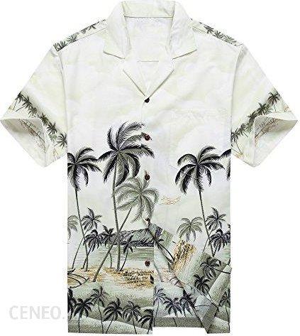 Amazon Made in Hawaii męska koszula koszula Hawaii Aloha  BRRiq