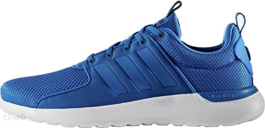 Adidas Buty męskie Cloudfoam Lite Racer niebieskie r. 45 13 (AW4028) Ceny i opinie Ceneo.pl