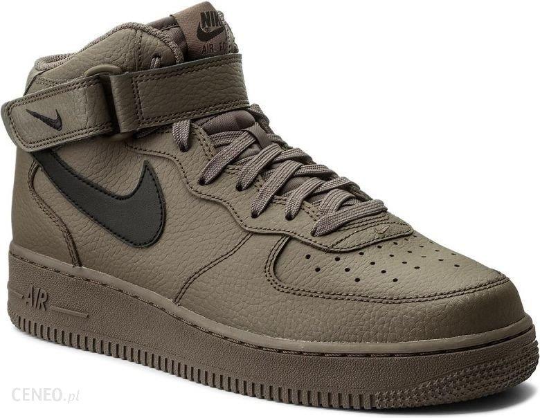 Nike Buty męskie Air Force 1 Mid '07 brązowe r. 45 (315123 205) Ceny i opinie Ceneo.pl