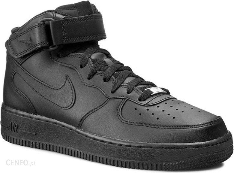 Nike buty męskie Air Force 1 Mid '07 315123 001 czarne