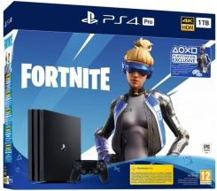 Sony PlayStation 4 Pro 1TB + Gra Fortnite