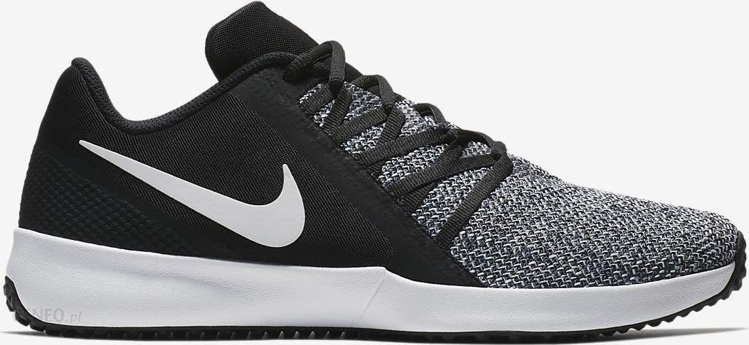 Nike Buty męskie Varsity Complete Trainer czarno szare r. 44.5 (AA7064 001) Ceny i opinie Ceneo.pl