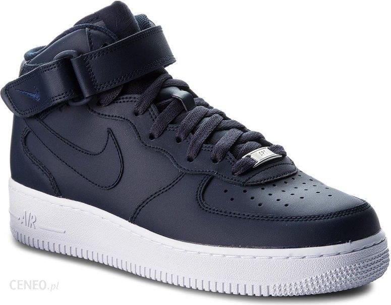 Buty Męskie Sportowe Nike Air Force 1 Granatowe 44