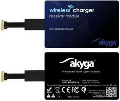 Ładowarka do telefonu Akyga AK-QIR Power Adapter microUSB (AKQIR01A) - Opinie i ceny na Ceneo.pl
