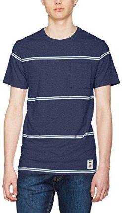 koszulka vans niebieskie