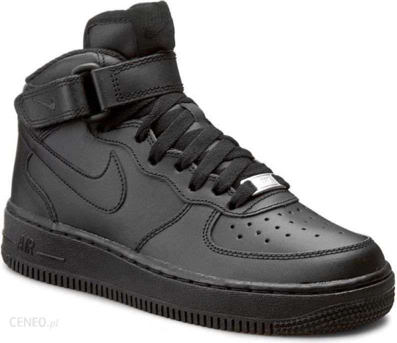 nike air force 1mid dark gray