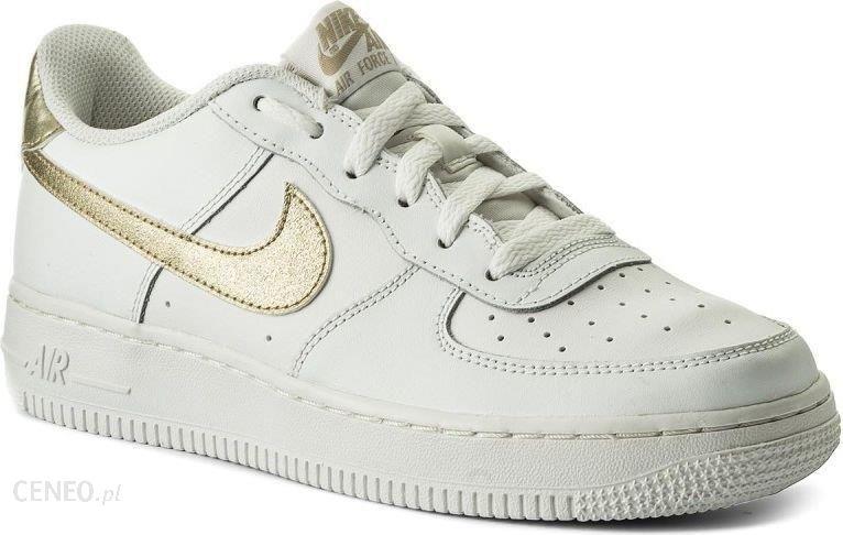 Nike Buty dziecięce Air Force 1 GS białe r. 35 12 (314219 127) Ceny i opinie Ceneo.pl