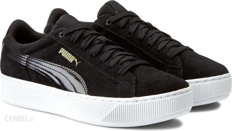 puma buty czarne