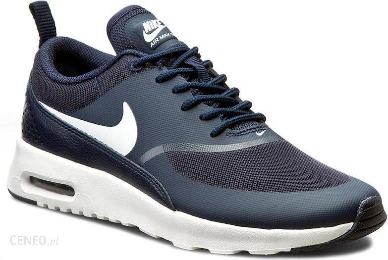 Nike Buty damskie Air Max Thea granatowe r. 38 12 (599409 409) Ceny i opinie Ceneo.pl