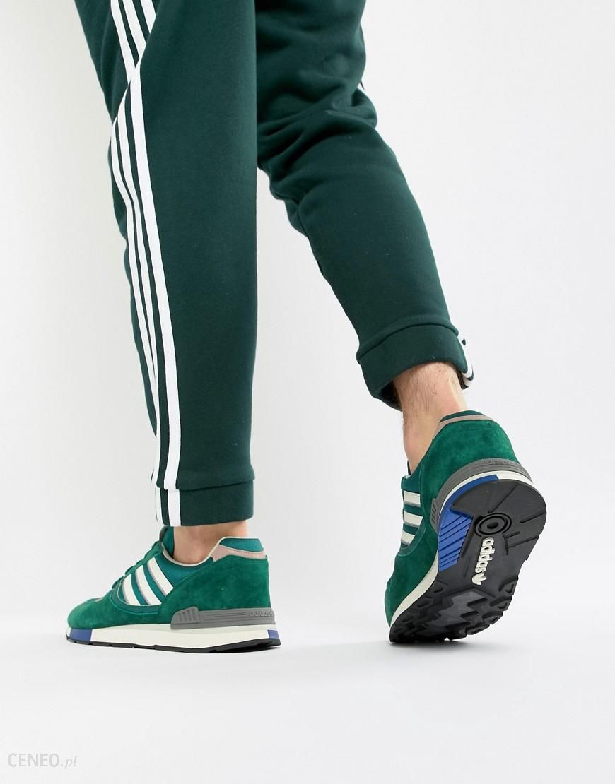 Adidas Originals Quesence Trainers In Green B37851 Green Ceneo.pl