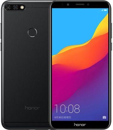 Honor 7c 3 32gb Czarny Cena Opinie Na Ceneo Pl