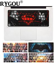 AliExpress Super Hero Series keyboard stickers for macbook air 13 inch keyboard cover for macbook pro 13 15 17 inch & imac keyboard cover