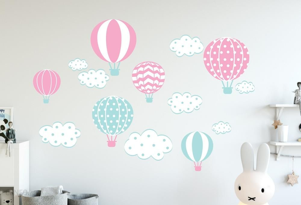 6ddcbf29919c Naklejki Ścienne Dla Dzieci Na Ścianę Balony Balon - Ceny i opinie ...