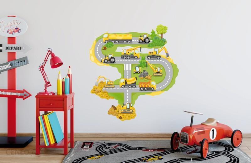 Naklejki Dla Dzieci Na ścianę Auta Samochody Cars Ceny I Opinie