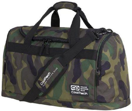 c76f66e5a4fa0 Torba sportowa Coolpack Fitt Camouflage Classic 91756CP nr A389 -  Camouflage classic Allegro