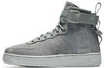 Buty damskie Nike SF Air Force 1 Mid Szary