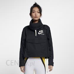 Kurtka damska Nike Sportswear Archive Czerń Ceny i opinie Ceneo.pl
