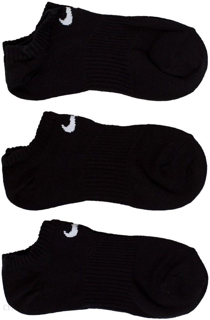 Nike Sportswear Skarpety Lightweight No Show(3 pak)