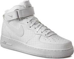 Buty Męskie Sportowe Nike Air Force 1 Białe r. 45 Zdjęcie
