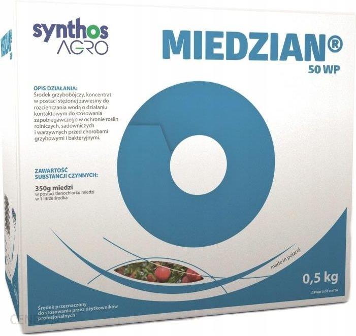 Synthos Miedzian 50 Wp 05kg Ceny I Opinie Ceneopl