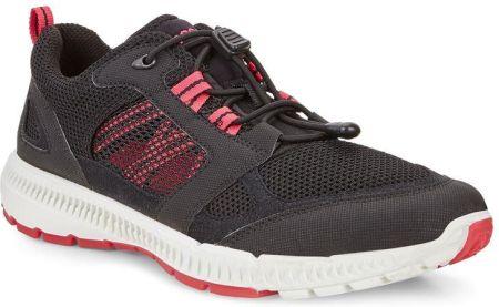 sports shoes 6a892 0cdf5 Półbuty sportowe damskie ECCO Terracruise II czarne
