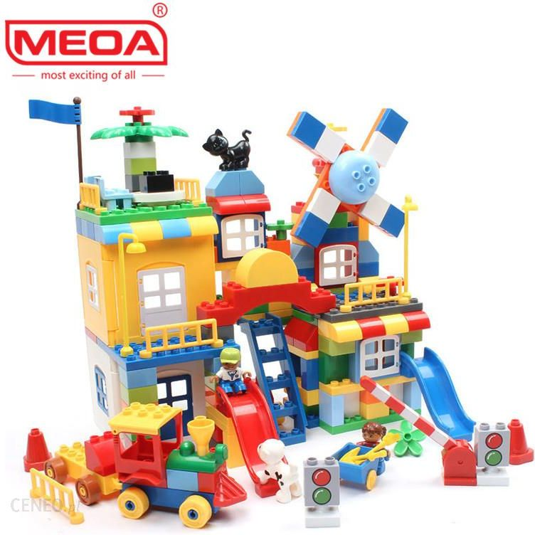 Aliexpress 200pcs Big Bricks City Playground Creative Bricks Toys