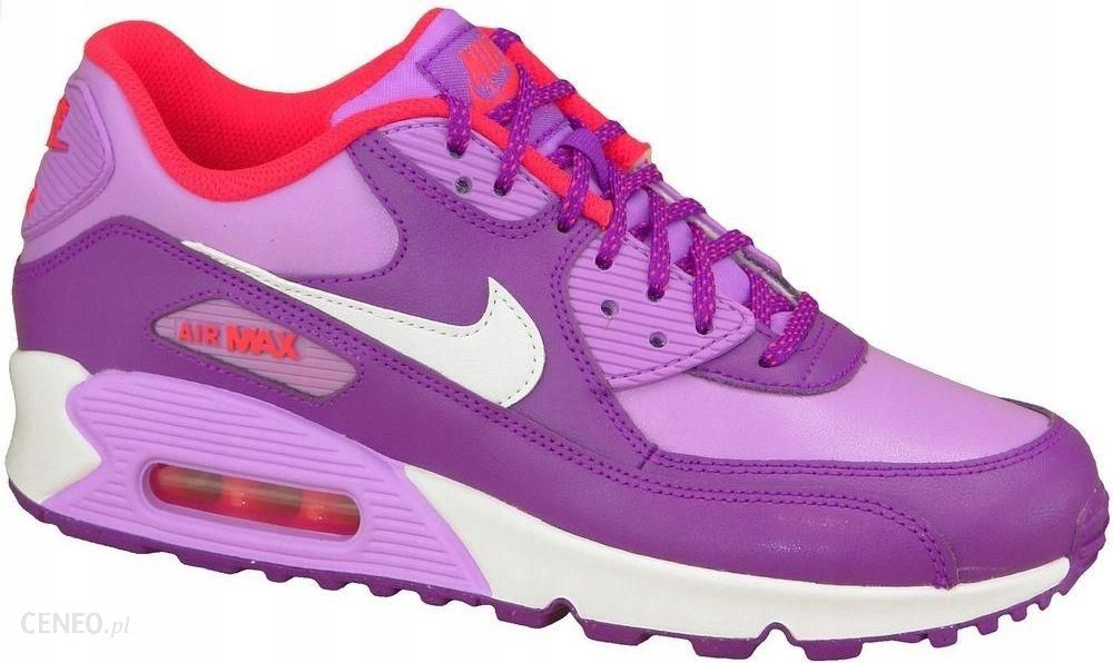 premium selection 6414d 93ed6 Nike Buty damskie Air Max 90 Gs 4570506-501 fioletowe r. 38.5 - Ceny ...