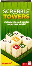 Mattel Scrabble Towers GDJ16