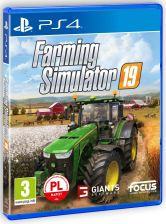 Farming Simulator 19 (Gra PS4)