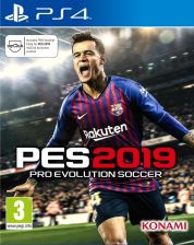 Pro Evolution Soccer 2019 Standard Edition (Gra PS4)