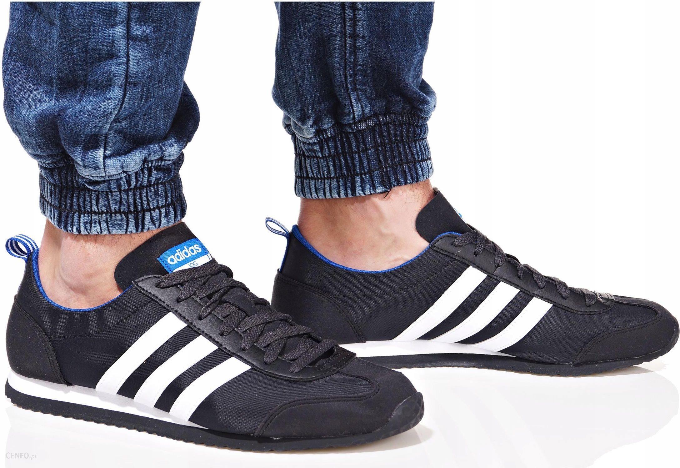 c01e3afcdb3 Buty Adidas Męskie Vs Jog Czarne DB0462 R. 42 2 3 - Ceny i opinie ...