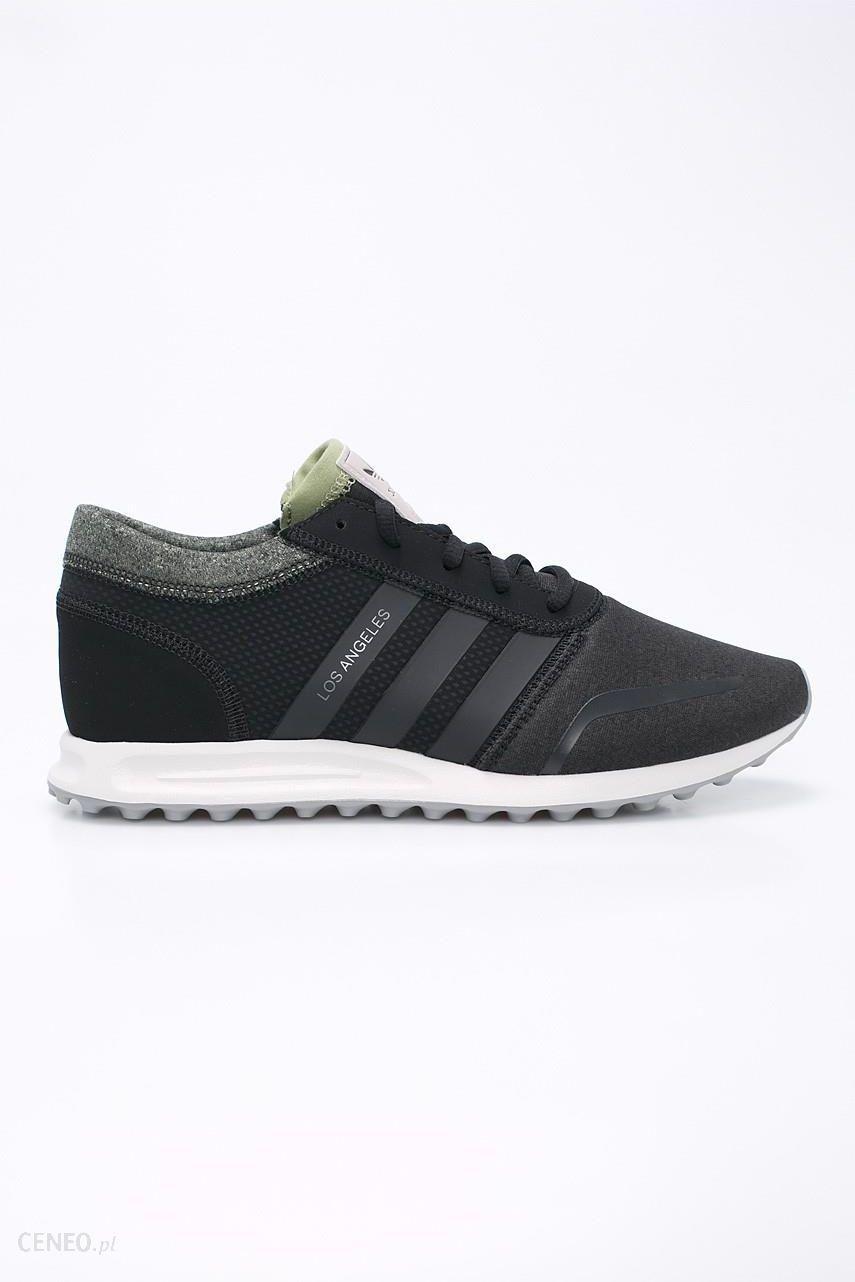Najnowsze style Adidas Los Angeles Buty czarny Mężczyźni