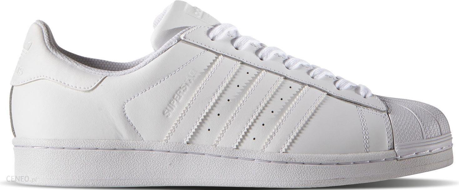 size 40 3e9d4 6b916 Zdjęcie Adidas Buty męskie Superstar Foundation białe r. 44 23 (B27136)