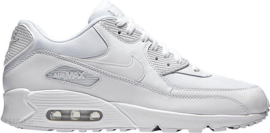 Nike Buty męskie Air Max 90 Essential białe r. 45.5 (537384 111) Ceny i opinie Ceneo.pl