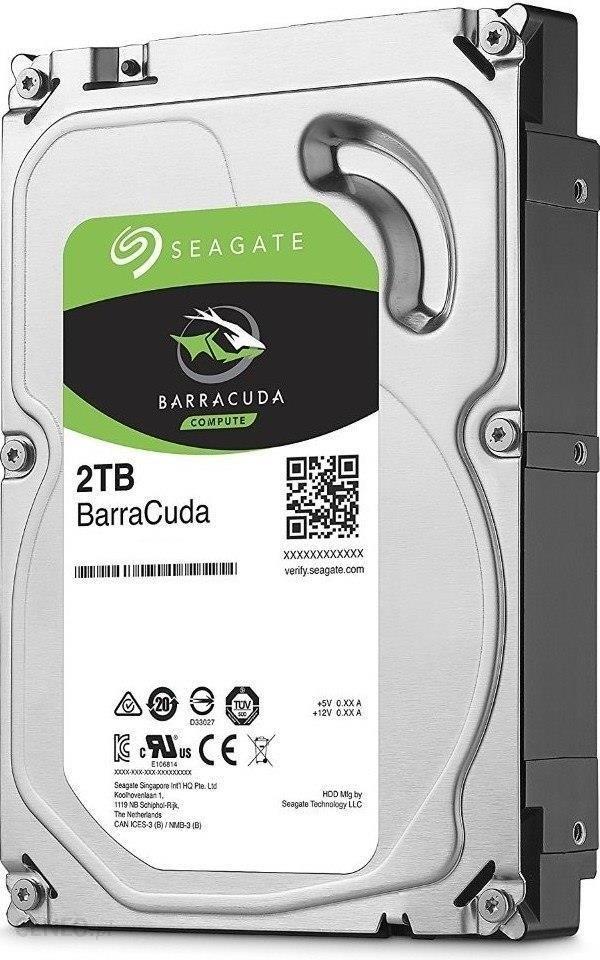 Seagate Barracuda 2TB 3,5