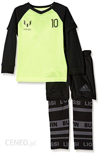 e5466d0e3 Amazon Adidas i Messi JOG stroje sportowe-dzieci – syello/legink/Black/