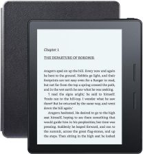 "Amazon Kindle Oasis 6"" Czarny (B00REQKWGA)"