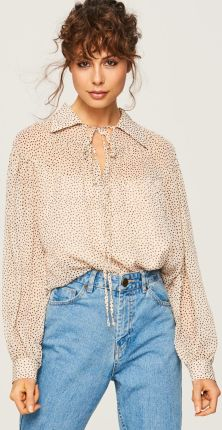 Reserved - Ladies` blouse - Wielobarwn