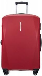 a05c06ea381b9 PUCCINI walizka średnia twarda z kolekcji SINGAPORE PC026 4 koła zamek  szyfrowy