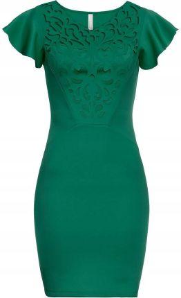 53561df9e3 Podobne produkty do Bonprix Sukienka 978299 7346 Sukienki eleganckie  Odcienie niebieskiego Sukienki klasyczne błękit królewski