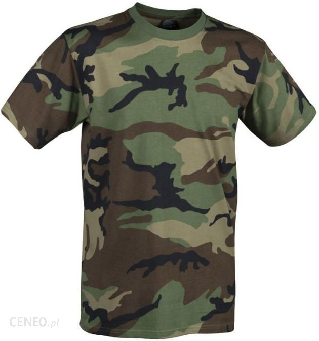 019ada47457ba5 Helikon T-Shirt Koszulka Moro Us Woodland XL - Ceny i opinie - Ceneo.pl