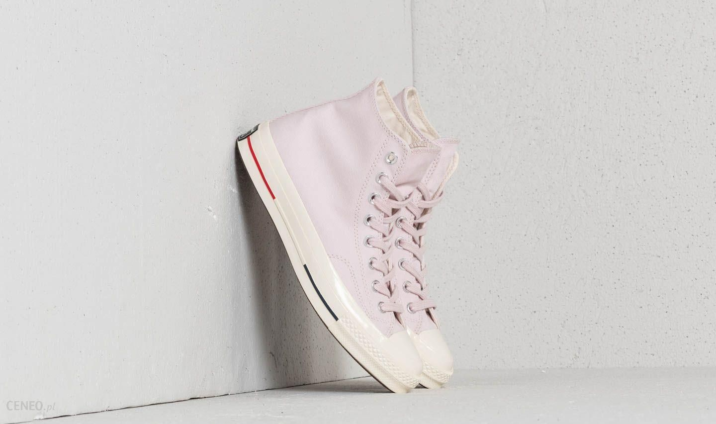 3d519488a4d9 Converse Chuck Taylor All Star 70 Hi Barely Rose  Gym Red  Navy - zdjęcie
