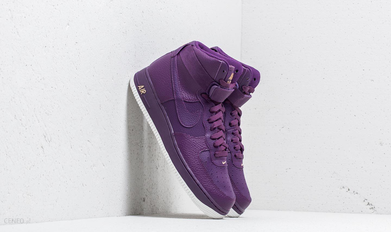 official photos 36d6f 8cb17 Nike Air Force 1 High '07 Night Purple/ Night Purple